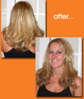Extension Services at Salon Bodhi - Denver, Colorado